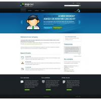 Improve - XHTML Template