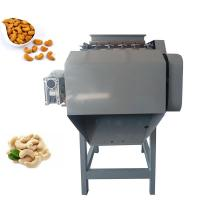 Quality Nuts Grinder ,roaster and Peeler Cashew nuts sheller for sale