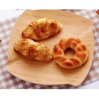 China The Simple Style Bamboo Crafts :Bamboo Hand Tray And Bamboo Plate Of Fruit/tea/bread on sale