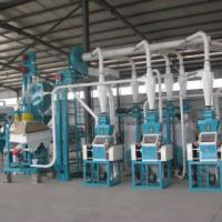 Quality 15 Ton Corn Processing Machinery for sale