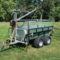 Quality ATV Attachments DR Versa-Trailer Pro Package for sale