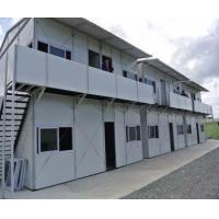 Quality low cost prefabricated steel frame house south Africa for sale