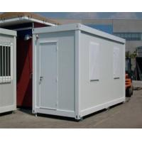 Quality Simplified container house low cost prefab cabin prefab porta cabin for sale