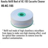 Fiber optic Tools and accessories Koachy High Performance Connector Cassette Cleaner KC-105