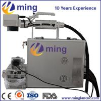 Quality Portable shape fiber marking machine for sale