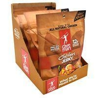Buy Snacks / Foods Caveman Foods Chicken Jerky Spicy BBQ 12 ea at wholesale prices