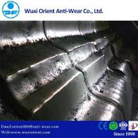 Quality Martensitic Cr Mo Alloy Steel Coal Mill Boltless Liners for sale
