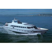 Buy 200seats Aluminum Coastal Passenger Ferry Boat at wholesale prices