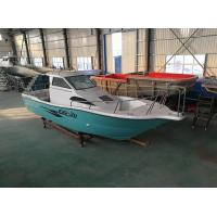 Buy 30ft Sport Fishing Boat With Diesel Inboard Engine at wholesale prices