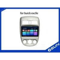 camry touch screen car dvd player Car navigation for buick excele