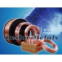 COPPER-COATED SOLID WELDING WIRE