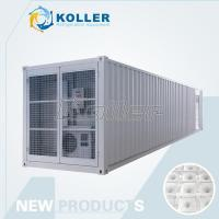 Quality 10 Tons Movable Containerized Ice Block Machine 10 Tons Movable Containerized Ice Block Machine for sale