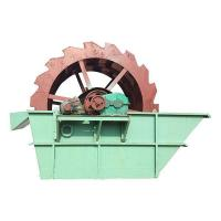 Washing and Dewatering Bucket Wheel