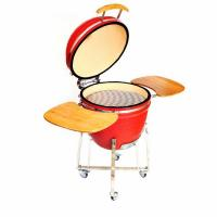 23.5 Inches Orange Big Egg Charcoal Grills