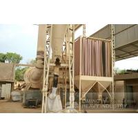 10TPH limestone and barite grinding plant in Colombia
