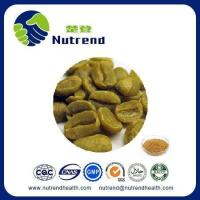 China Standard Herb Extract Green Coffee Bean Extract on sale