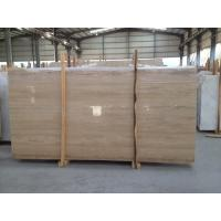 Quality Marble beige travertine for sale