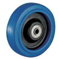 Quality Product Model:A2072 Product Name:Medium Duty Elastic Rubber wheel caster for sale