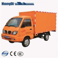 Buy cheap 4 Wheel Electric van cargo truck from wholesalers
