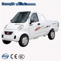 Buy cheap China Hongdi brand new 2 seats mini electric pickup truck for sale from wholesalers