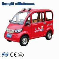 Buy cheap four wheels Electric car for passenger from wholesalers
