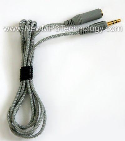 Buy Archos 404 Headphone extension cable for all Archos models at wholesale prices