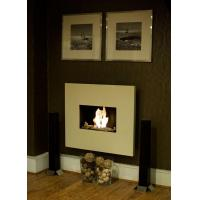 Wall hanging Fireplaces Onyx Flame - Cream