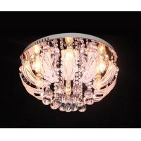 Buy cheap Panel Ceiling-Mounted Crystal Lighting 6286-6-9 from wholesalers