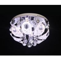 Buy cheap Panel Ceiling-Mounted Crystal Lighting 6287-4-4 from wholesalers