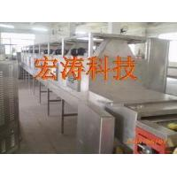 Quality Microwave pigskin puffed machine equipment for sale