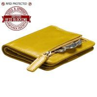 Buy cheap Itslife Women's Rfid Blocking Small Compact Bifold Leather Pocket Wallet Ladies Mini Purse with id W from wholesalers