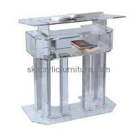 Buy cheap Acrylic items manufacturers custom acrylic products podium AP-1000 from wholesalers
