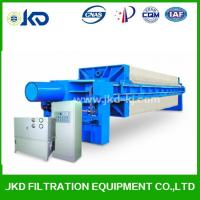 Quality Chamber Filter Press 1600 TYPE FILTER PRESS for sale