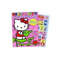 Quality Hello Kitty Activity Book with Stickers for sale