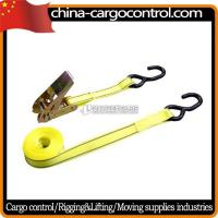 Buy cheap Ratchet Tie Down Blister Smart Cargo Lashing Belt from wholesalers