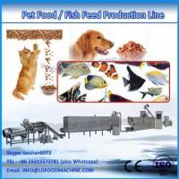 Quality Automatic hot sale pet dog food production extrusion machinery with CE -15553158922 for sale