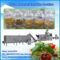 Quality Newly desity multifunctional pasta maker machinery for sale