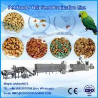 Quality Stainless steel automatic floating fish feed machinery for sale