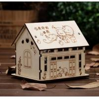 Wooden Gifts & Crafts G2411 15-5 creative house style Product ID: TH-225-G2411