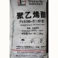 China Sinopec Great Wall Polyvinyl Alcohol PVA Powder 1799 100-27 20mesh on sale