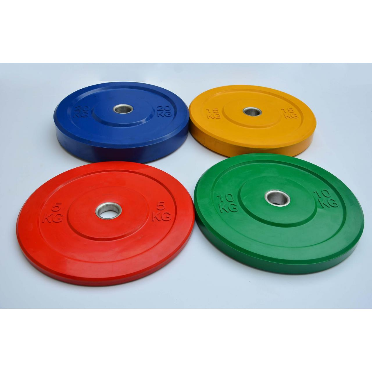 Quality Products  Colored Rubber Bumper Plate for sale
