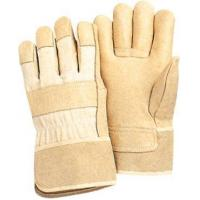 Quality pig leather gloves 22005 for sale