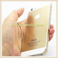 Quality 5s Gold Color Full Body Stickers Button for Iphone 5 4 with Retail Box Fast Ship for sale