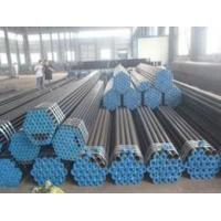 Quality 6 INCH schedule 40 Black MILD ALLOY CARBON ERW steel pipe price for sale