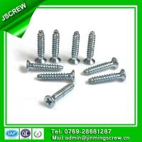 M4*20 Flat head Self Tapping Screw for Wooden Toys