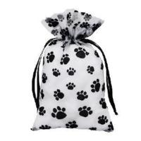 Paw Print Animal Pouch (5
