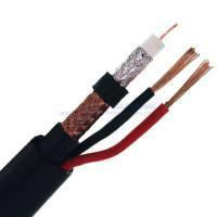 CCTV Coaxial Cable RG59K with 2C 0.5 Figure 8 Coaxial Cable