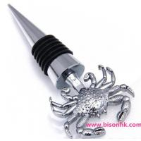 Promotion Gift for Wine, Metal Wine Bottle Stopper