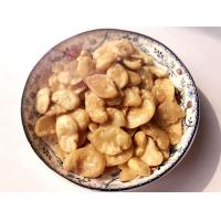 Quality Hard Texture Split Fava Bean CrispsCoated Seasoning No Pigment Raw Ingredient for sale