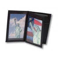 """Badge / ID Flip Out Cases Four in one dress leather case w/ recessed badge, double ID & 30"""""""